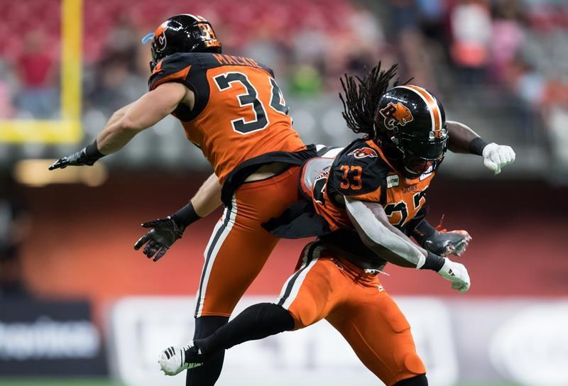 Lions roar back for 38-36 win over Stampeders in pre-season action