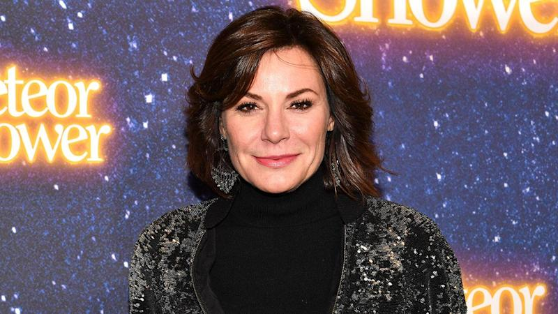 'RHONY' Luann de Lesseps Surfaces After Drunken Arrest