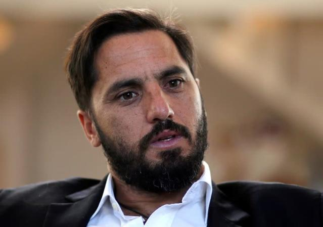 FILE PHOTO: Pichot, IRB World Rugby vice-president, speaks to Reuters in an interview in Buenos Aires
