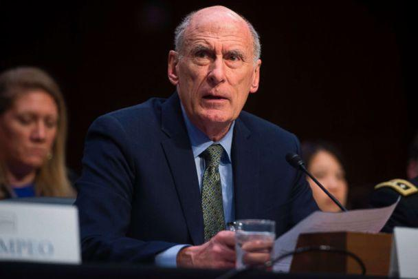 Spy chief Dan Coats surprised to hear about Putin visit
