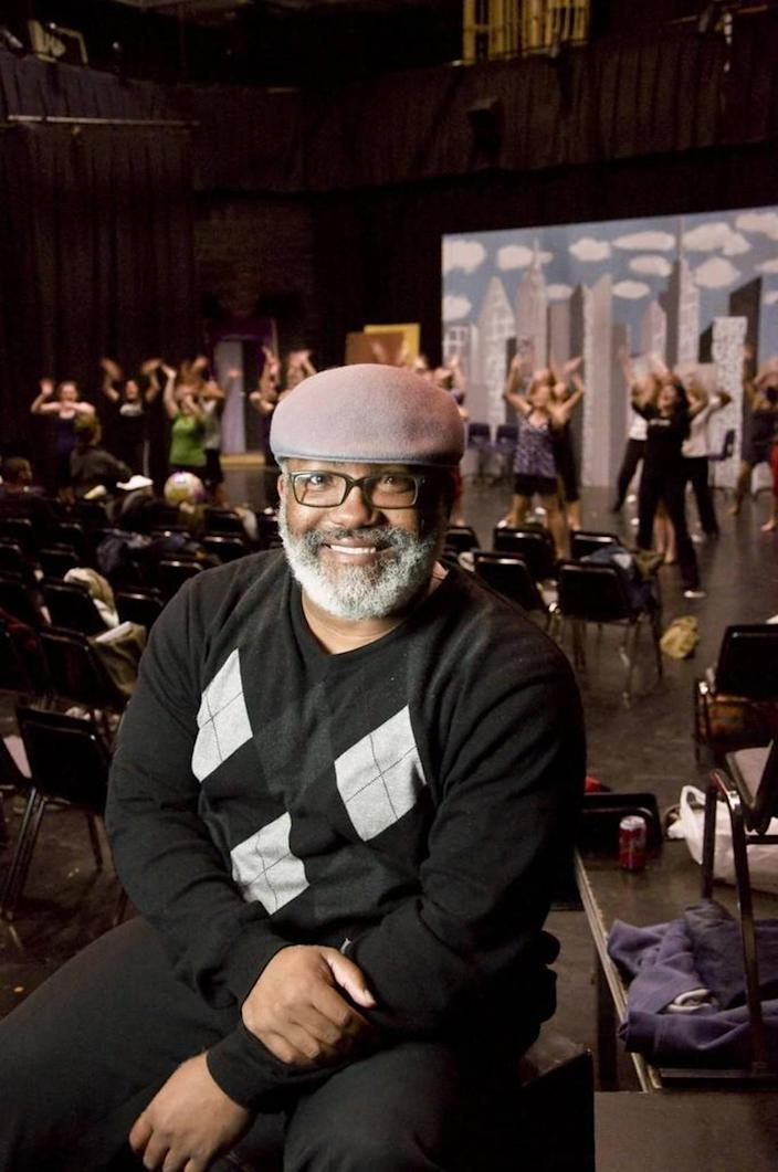 Corey Mitchell won the first Excellence in Theatre Education Award at the Tony Awards in 2015.