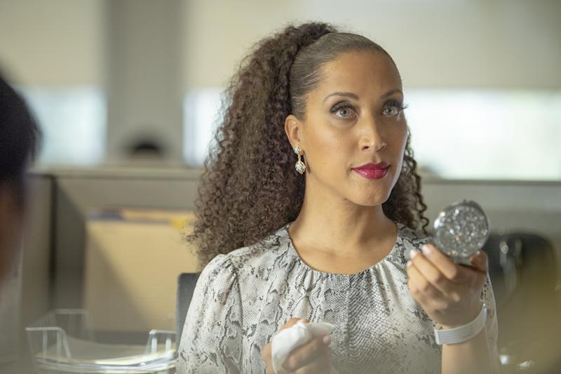 "Robin Thede in ""A Black Lady Sketch Show"" (Photo: HBO)"