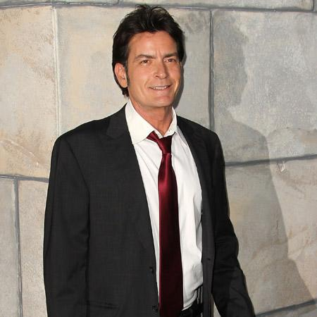 Charlie Sheen: I'm barbecuing this summer