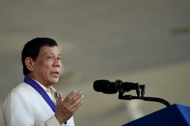 Philippine President Rodrigo Duterte has launched tirades against the Supreme Court chief justice, the Commission of Human Rights, the Catholic Church and critical media outlets