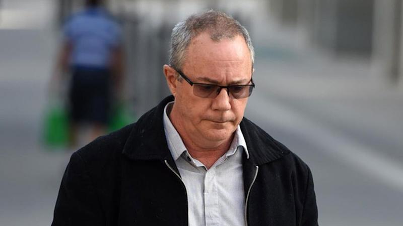 Gary Thomas Brabham, was sentenced to prison for the rape and indecent treatment of an eight-year-old girl. Photo: AAP
