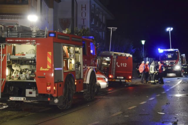 Six killed after car ploughs into German tourists in northern Italy