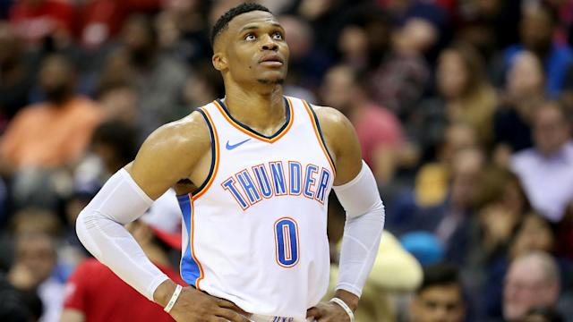 The Houston Rockets have reportedly sent Chris Paul and first-round picks in 2024 and 2026 for Russell Westbrook.