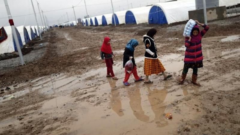 Children in former Islamic State bastions allegedly tortured by Kurdish forces