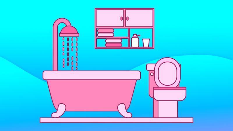 Deep Clean Your Bathroom In Under 20 Minutes With These Hacks
