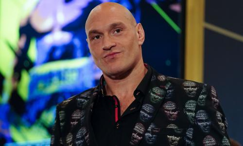 Redefining the 'strong man': Tyson Fury praised for openness on mental health