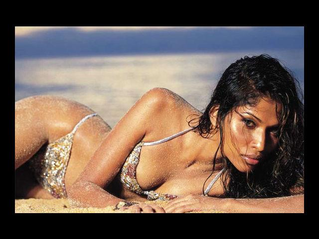 <b>14. Vidisha Pavate </b><br>First Indian to win Ford Supermodel of the Year, Vidisha graced the Kingfisher calendar in 2003 and 2004.