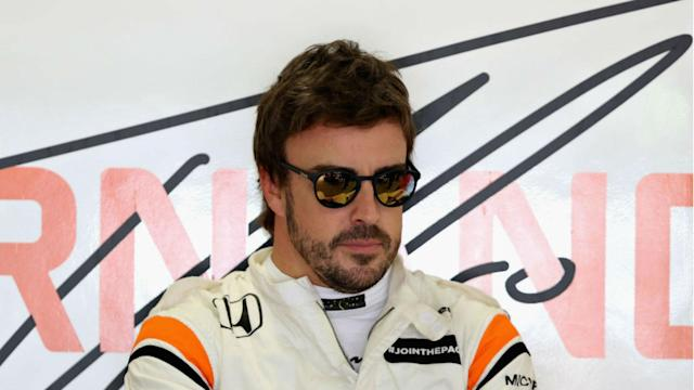 Although the Indianapolis 500 keeps Fernando Alonso positive, he remains as frustrated at ever by McLaren's F1 struggles.
