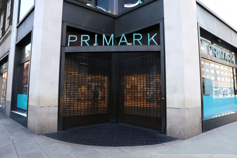 Primark owner scraps dividend, takes charge for surplus stock as coronavirus crisis hits
