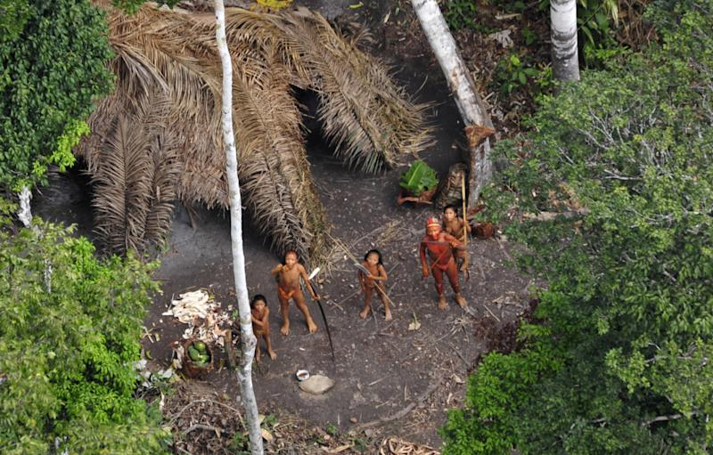 Brazilian Gold Miners Bragged About Killing Members of an 'Uncontacted' Tribe