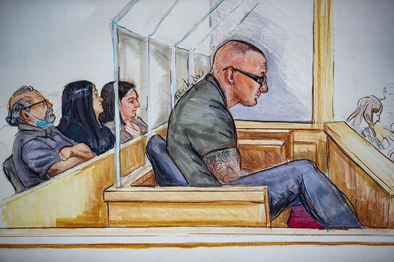Mother tells the court of her loss after the Surrey Six slayings in B.C.