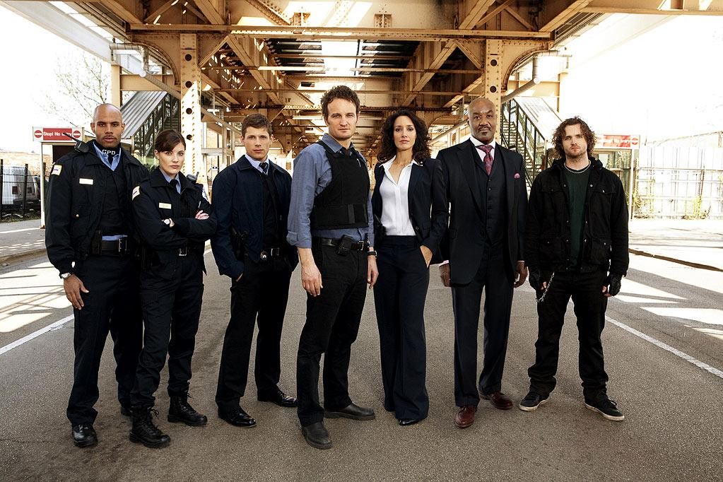 "Chicago Superintendent of Police Teresa Colvin (Jennifer Beals) and Detective Jarek Wysocki (Jason Clarke) take on crime in a city riddled with corruption in the new fast-paced drama ""Ride-Along"" premiering midseason on Fox."