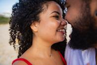 """<p>First dates are The Worst. It's likely you're both nervous, you're both awkward, and you're both sussing out whether or not you'll need a friend to """"call with a major emergency"""" in the next 30 minutes. But the good news is that a great first date makes all of the bad ones worth it. (Most of the time.)<br> <br>So what is it that makes a first date great? Depends who you're asking. It really is all relative, meaning what works for you might not work for your bestie or sister. Even more so: What you say to one dude might not be what you want to say to another. So yeah, consider first dates to be a hard thing to navigate.<br> <br>But personally, I think one of the biggest issues with first dates is we never know what the other person is thinking. My thoughts are always like: <em>Are they into it? Will they be offended if I ask them this personal question? What will they think when I tell them I ate an entire pizza yesterday? </em>Etc. <br> <br>So to help with the first-date jitters, we asked men on any and all first date advice they can provide for women. Because sometimes a peek into the male brain is all we need to feel relaxed. </p><p>But just as a helpful disclaimer: Know that you don't need to change or do anything different when going on a date. Look and feel however you feel most confident, and don't change that for a man, no matter what they say their preferences are. <br></p>"""