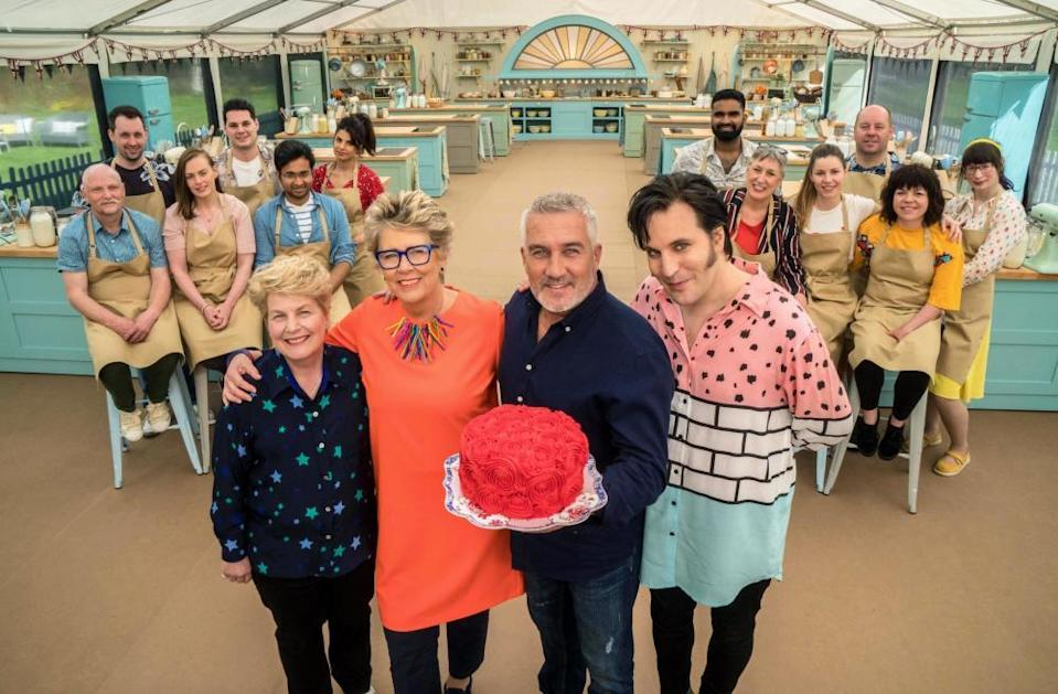 Great British Bake Off fans have no need to worry, the cheeky banter and innuendos will indeed return.