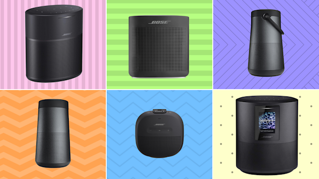 Save on all sorts of Bose speakers. (Photo: Walmart)