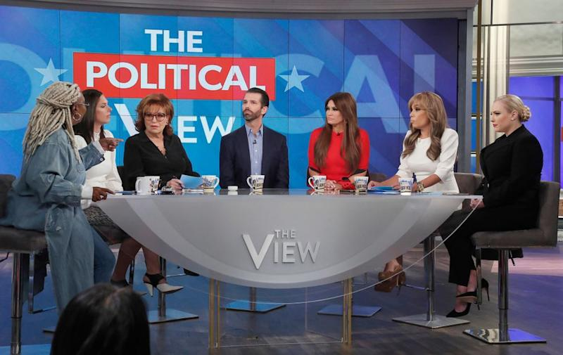 The View | Lou Rocco/ABC via Getty