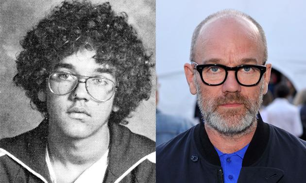 Michael Stipe Hair