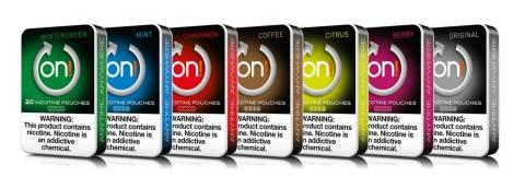 Altria Enters Growing Oral Nicotine Products Category with on! Pouch Product