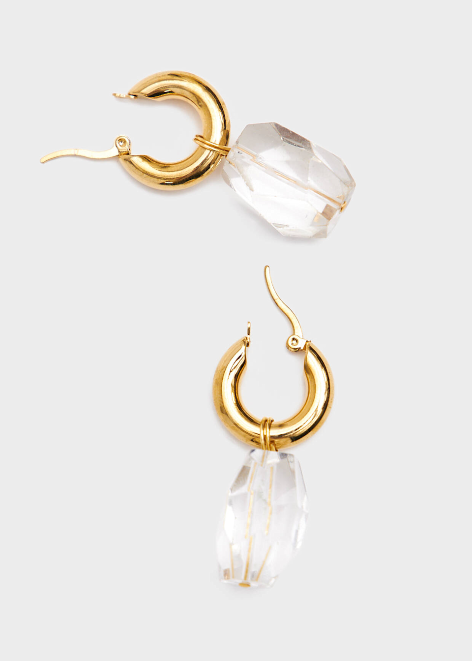 """With the right jewelry, any outfit (even one consisting of track shorts and a crewneck) can be Insta-worthy. <br> <br> <strong>ALONA</strong> Candice Earrings, $, available at <a href=""""https://go.skimresources.com/?id=30283X879131&url=https%3A%2F%2Fneedsupply.com%2Fcandice-earrings%2FWPF13632.html"""" rel=""""nofollow noopener"""" target=""""_blank"""" data-ylk=""""slk:Need Supply"""" class=""""link rapid-noclick-resp"""">Need Supply</a>"""