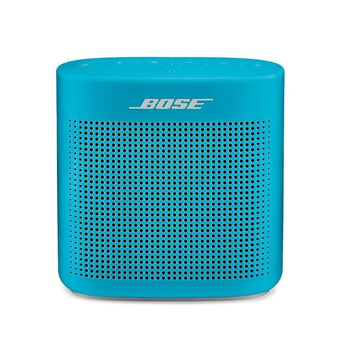 Bose SoundLink Colour Bluetooth Speaker. Image via Staples.
