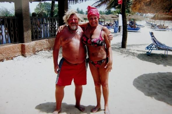 British holidaymaker dies after drinking cleaning fluid in water bottle