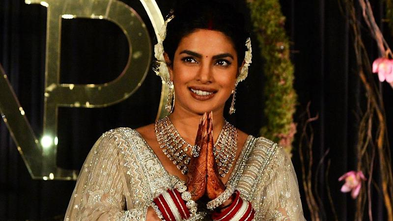 03d92fb34a Everything Priyanka Chopra Wore During Her Wedding Weekend