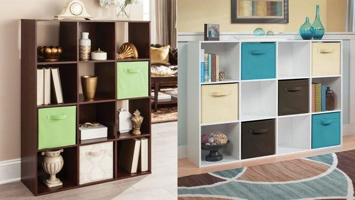 Keep your work from home space organized.