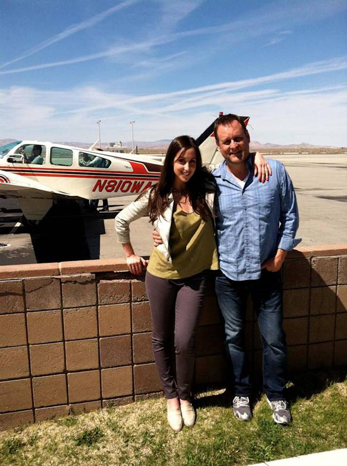 """Catherine Reitman and Dave Coulier in VH1's """"Miss U Much."""""""
