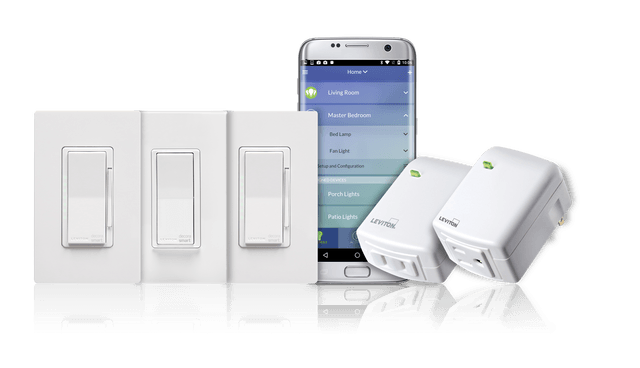 Control your lights with your voice with Leviton's new