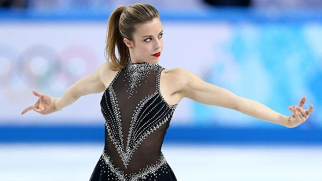Ashley Wagner's disgusted reaction to an unexpected low score was classic (Photos)