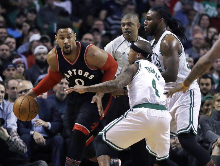 Jared Sullinger has an expiring contract. (AP)