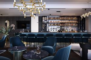Hotel Imperial Plovdiv, a member of Radisson Individuals lobby bar