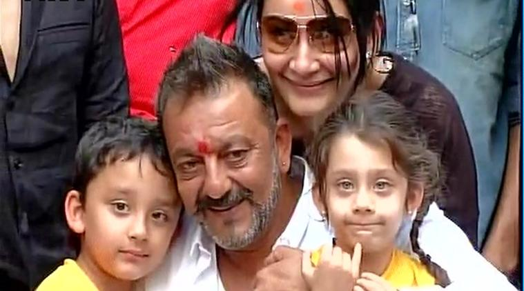 Here is why Sanjay Dutt refrained from meeting his kids in jail