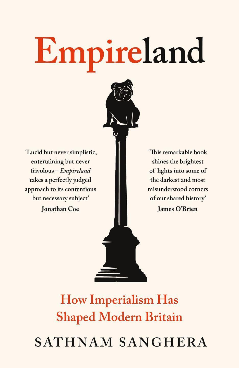 """<p>Interrogating the role of Empire in everything from the artefacts in museum collections to the origins of our nation's multiculturalism and racism, this clear-sighted book also manages to be empathetic and witty – testament to Sanghera's extraordinary skill in telling this complex story. It should be on every school's reading list. HL</p><p><a class=""""link rapid-noclick-resp"""" href=""""https://www.amazon.co.uk/Empireland-Imperialism-Shaped-Modern-Britain/dp/0241445299/ref=sr_1_1?crid=3V8OFMFNHZFSI&dchild=1&keywords=empireland+sathnam+sanghera&qid=1616005416&sprefix=EMPIRELAND%2Caps%2C152&sr=8-1&tag=hearstuk-yahoo-21&ascsubtag=%5Bartid%7C1927.g.35865085%5Bsrc%7Cyahoo-uk"""" rel=""""nofollow noopener"""" target=""""_blank"""" data-ylk=""""slk:SHOP NOW"""">SHOP NOW</a></p>"""