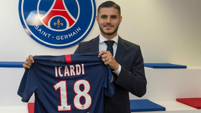 Edinson Cavani will not necessarily be replaced in PSG's attack following Mauro Icardi's arrival, according to coach Thomas Tuchel.