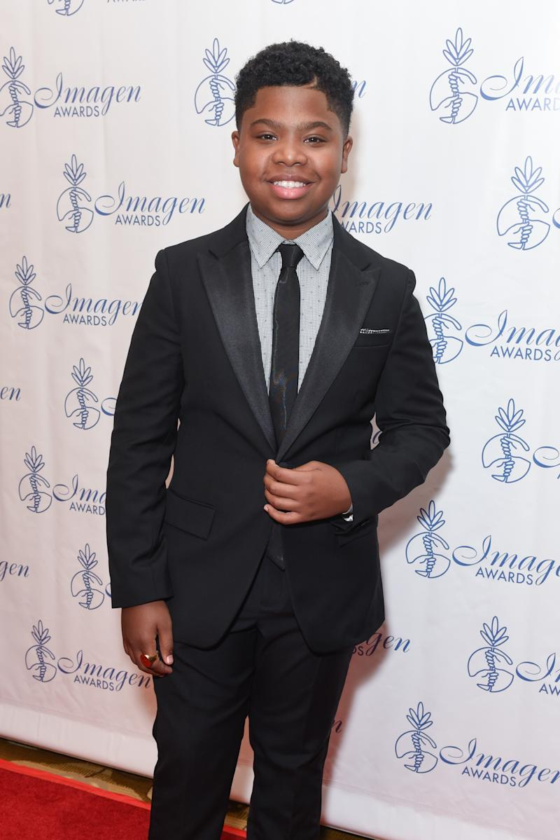 Benjamin Flores Jr. (Photo by Presley Ann/Getty Images)