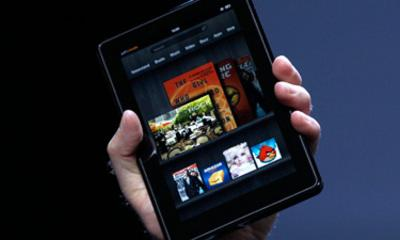 Amazon Is Hot Property As Kindle Fires Sales