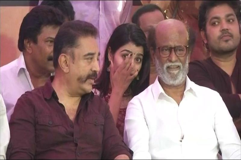 'Cat & Mouse Living Together': AIADMK's Take on Tie-up Between Kamal Haasan and Rajinikanth