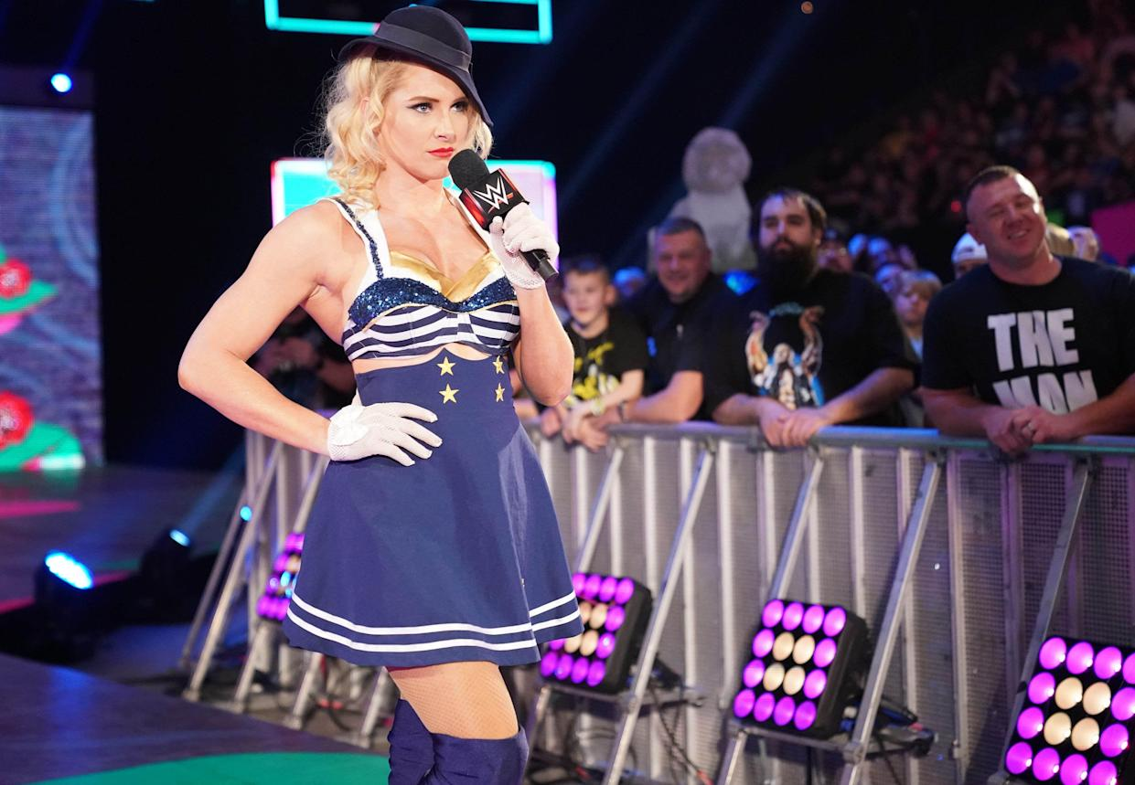 In Pictures: Lacey Evans Mentions Why She's A Better On-Screen Villain In WWE 6