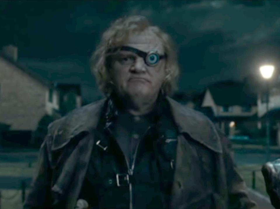 Alastor Moody died during the Battle of the Seven Potters.