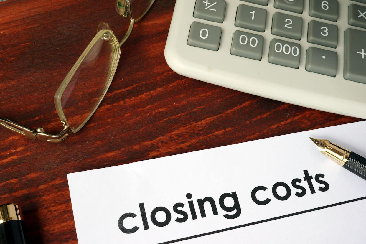 Closing costs are a major part of the home-buying process, but a lot of people don't know much about them. (Photo: designer491 via Getty Images)