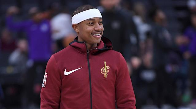 Cavs' Isaiah Thomas Will Make Debut Against Portland