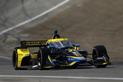 Colton Herta scored his third pole of the season, and the fifth for Honda, today at WeatherTech Raceway Laguna Seca, for tomorrow's Firestone Grand Prix of Monterey NTT INDYCAR SERIES race.