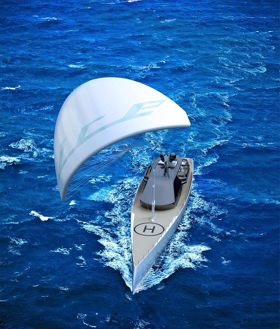 Photo credit: Courtesy of Red Yacht Design
