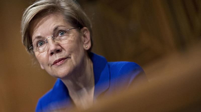Elizabeth Warren Scorches Former Equifax CEO For Profiting From Data Breaches