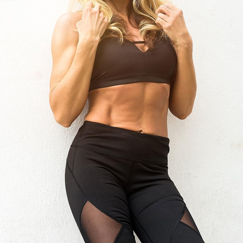 """<p>Standing abs exercises offer plenty of bonus benefits—you'll engage more muscles at once, improve your postural support, and burn more calories than most traditional floor exercises. Plus, you don't need any equipment or a lot of space to do these <a href=""""https://www.shape.com/fitness/videos/dynamic-cardio-abs-workout-without-single-crunch"""" target=""""_blank"""">standing exercises for lower abs</a>, upper abs, obliques, and every other inch of your core. Try them at home, in your hotel room, or at the gym to chisel your stomach without lying on any dirty floors.</p> <p><strong>How it works:</strong> Do 3 sets of the recommended number of reps for each exercise below. For best results, do this routine after your regular strength or cardio session up to four days a week.</p> <p>(Next up: <a href=""""https://www.shape.com/fitness/workouts/trainers-reveal-best-abs-exercises-all-time"""" target=""""_blank"""">The Best Abs Exercises of All Time</a>)</p>"""